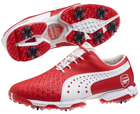 Arsenal Edition 01 neo limited edition arsenal shoes golfonline