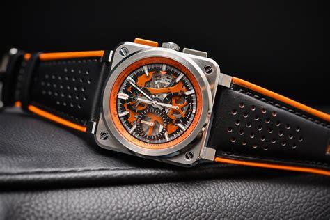 Bell & Ross 0394 Aéro Gt Orange