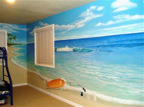 Beach Theme Bedroom Decorating Ideas Cozy Cream Blanket