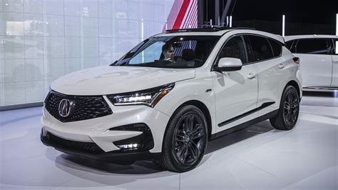 2019 Acura Specs by 2019 Acura Rdx A Spec White Acura Review Release