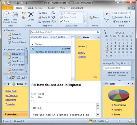 customize template formulary delphi customize outlook bar to do bar navigation pane