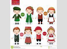 Children Of The World Ireland, Finland, Estonia And