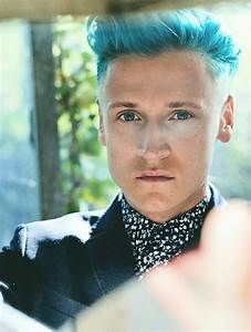Merman Trend Men Are Dyeing Their Hair With Incredibly