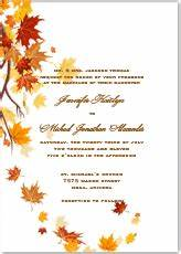 fall wedding invitation template best template collection With free printable autumn wedding invitations