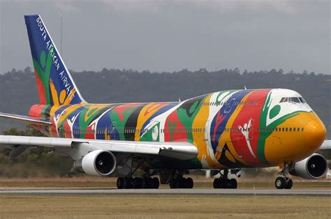 Filesouth African Airways Boeing   Ndizani Per