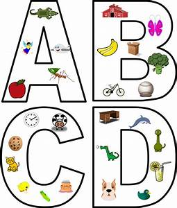 silly u letter clipart clipart suggest With alphabet letter puzzles