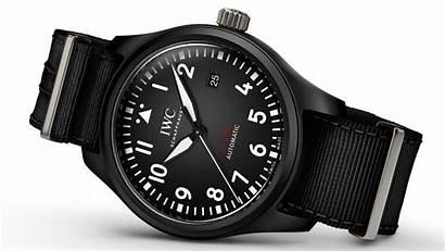 Iwc Gun Automatic Watches Chronograph Pilot Pilots