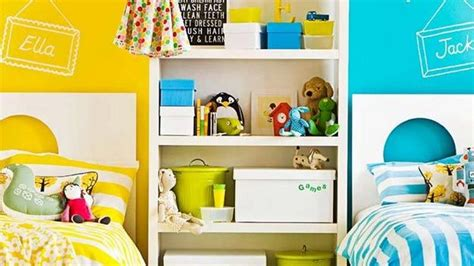 Decorating Ideas For Bedroom Shared By Boy And by 15 Interesting Boy And Shared Bedroom Ideas Rilane