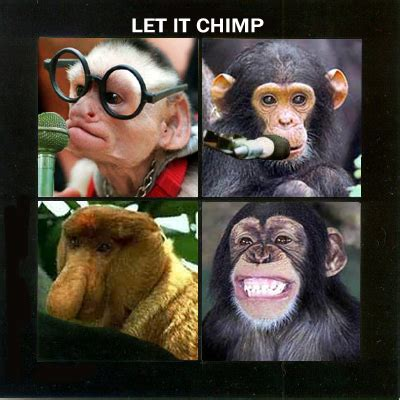 Album Cover Parodies Of The Beatles  Let It Be