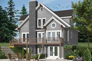 Cottage, Plan, 2, 021, Square, Feet, 3-4, Bedrooms, 2, Bathrooms