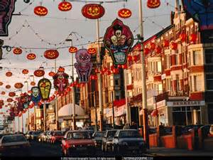 What Countries Celebrate Halloween by Halloween In England