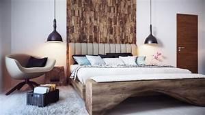Deco Chambre Bois : d coration chambre en bois ~ Melissatoandfro.com Idées de Décoration
