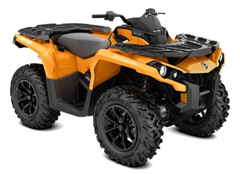 New 2018 Can-am Outlander Dps 450 Atvs In Oklahoma City