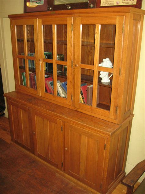The China Cupboard by Antique School China Cabinet Kitchen Pantry Cupboard E H