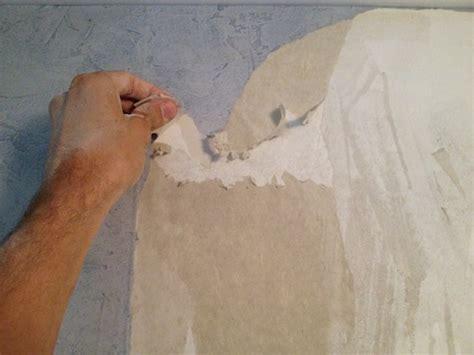 Enlever De La Tapisserie Facilement by Comment Bien D 233 Coller Papier Peint Sans Abimer Mur