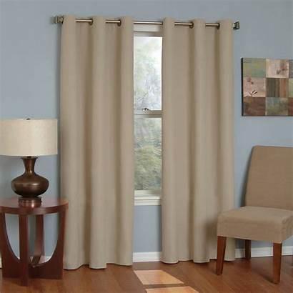 Grommet Blackout Curtain Panels Window Eclipse Curtains