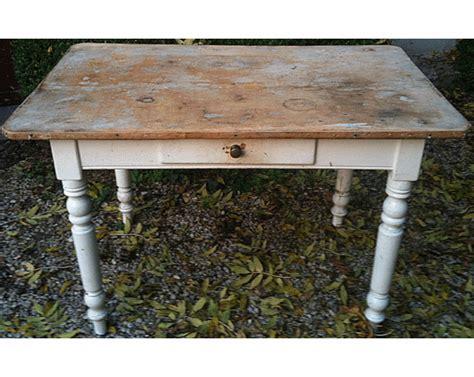 cuisine ancienne relook馥 table de cuisine ancienne en bois aast us