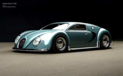 Bugatti Veyron Und Vw Käfer