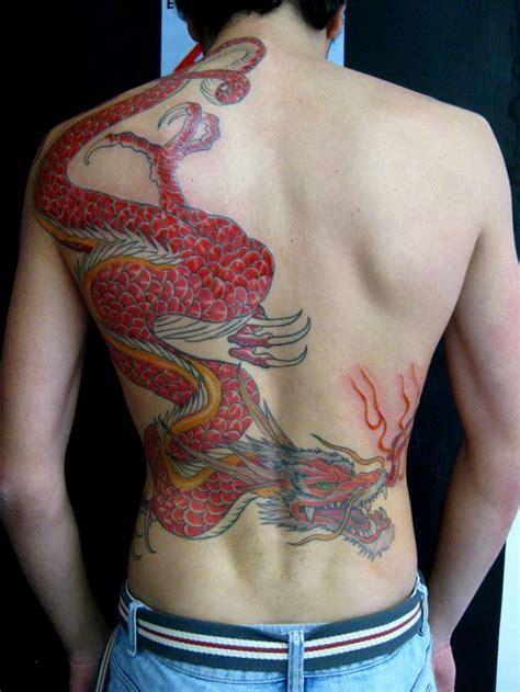 tons  stunning dragon tattoos tattoo