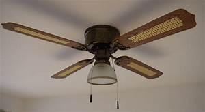 Once upon a midcentury ceiling fan hack subscription