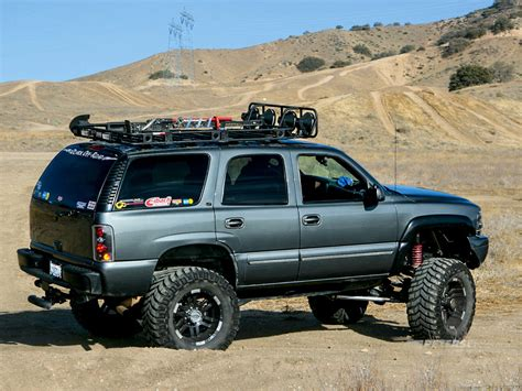 2001 Chevy Tahoe Off Road Suv  Off Road Wheels
