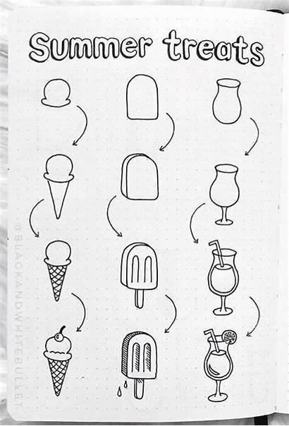 Drawing Easy Doodles Beginners Impressive Lauralee Doodle