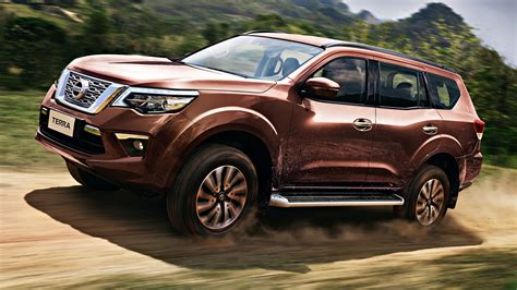 News - 2018 Nissan Terra For SEA Unveiled