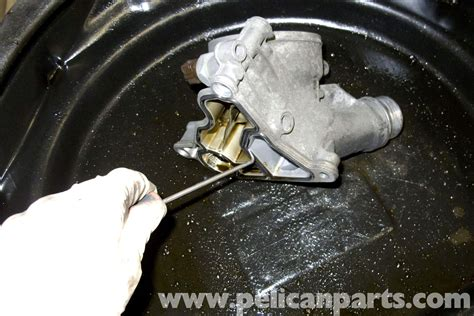 Bmw Oil Filter Housing Gasket Replacement
