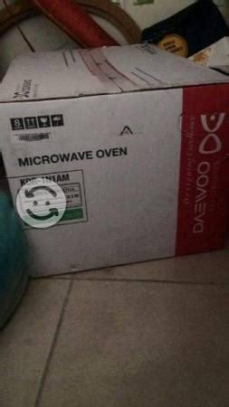microondas daewoo modelo anuncios junio clasf