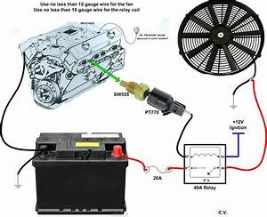 Ls Wiring Diagram For Dual Fans