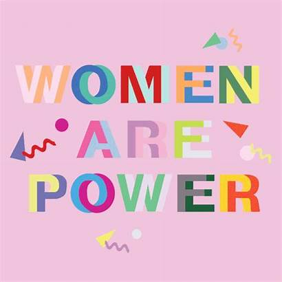 International Happy Power Animated Womens