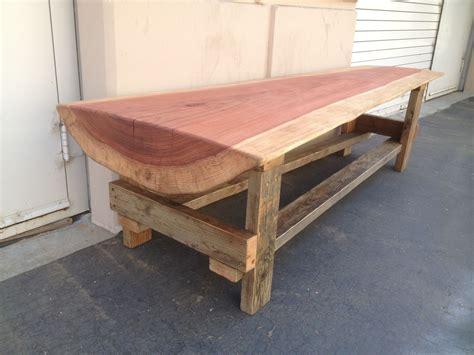 custom  redwood flitch  designbuild custommadecom