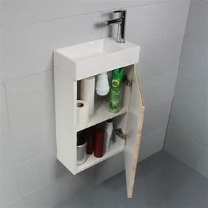 Petit Lave Main Wc : petit lave main wc avec meuble 20170920125544 ~ Dailycaller-alerts.com Idées de Décoration