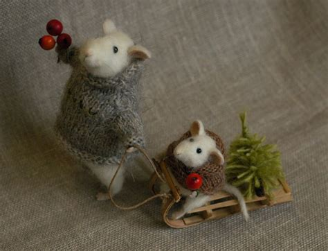 images  mice  pinterest needle felting