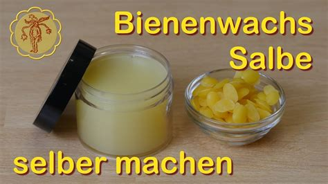 Selber Machen by Bienenwachs Salbe Selber Machen Grundrezept