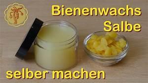 Acrylbinder Selber Machen : bienenwachs salbe selber machen grundrezept youtube ~ Yasmunasinghe.com Haus und Dekorationen