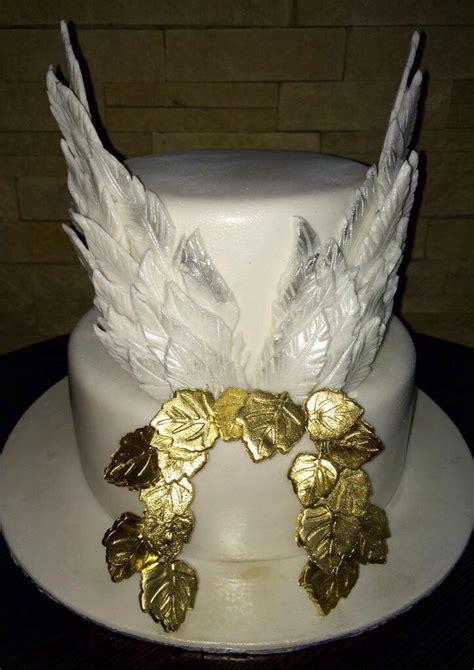 angel wing birthday cake birthday cakes  ladies