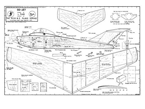 Rc Jet Boat Plans by Go Jet Plans Rcme By Les Rudd Pdfbitmap