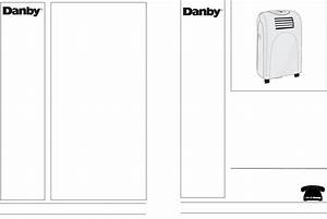 Danby Air Conditioner Dpac6507 User Guide