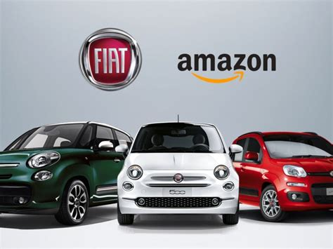 si鑒e auto amazon ora le auto fiat si ordinano su amazon it con sconti fino a 4 300 macitynet it