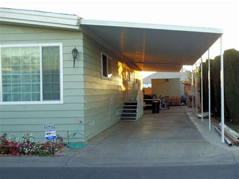 Mobile Home Patio Covers | Superior Awning