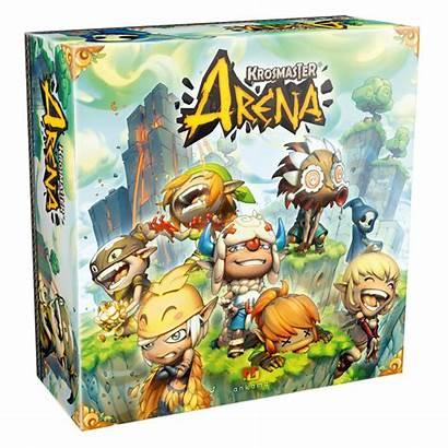 Arena Krosmaster Board Games Version Ankama Toysonfire