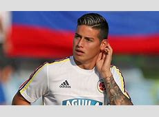 Real Madrid Transfer News James Rodriguez waiting for