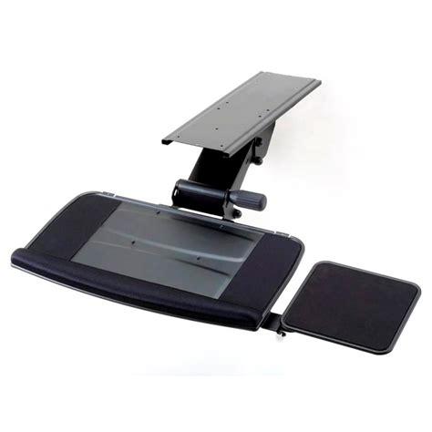 adjustable keyboard tray for desk keyboard drawer keyboard holder for desk underdesk