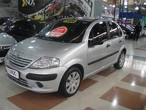 Citroen C3 1 4 I Glx 8v Gasolina 4p Manual 2005  2006