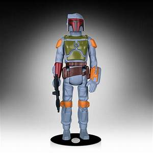 Lifesize Star Wars Boba Fett Kenner Action Figure - The