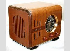 RadiolaGuycom Zenith Radio model 5S218