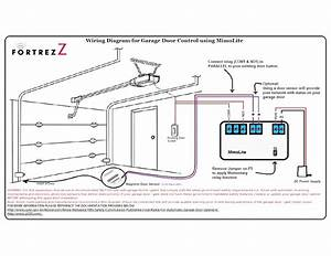 Chamberlain Liftmaster Professional 1 2 Hp Wiring Diagram Garage Door Opener Chain