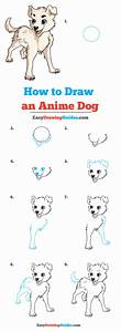 How To Draw An Anime Dog