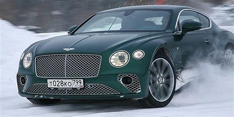 Gambar Mobil Bentley Continental by Bentley Continental Gt старикам тут не место тест